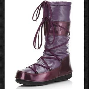 THE ORIGINAL MOON BOOTS FROM TECNICA Sz 38 /7.5-8